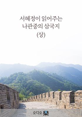 서혜정이 읽어주는 나관중의 삼국지 (상)의 책표지